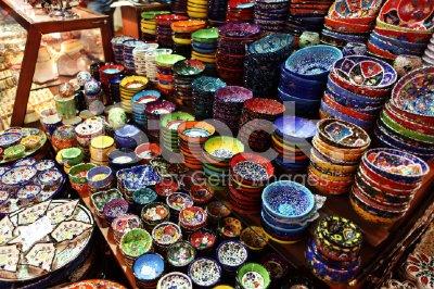 Turkish Ceramics Amp Handmade Bowls Plates Tiles