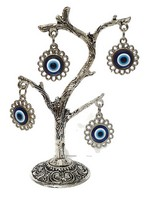 Evil Eye Metal Tree